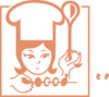 Woman Chef Clip Art