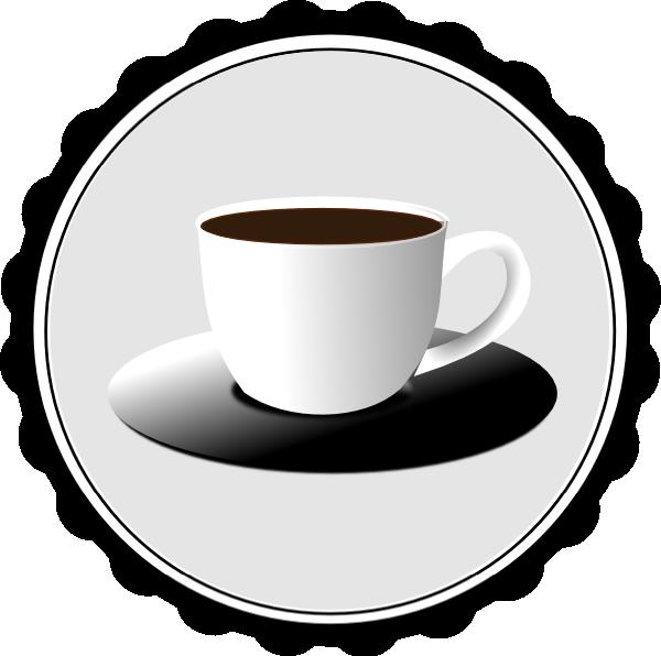 Coffee Tea Cup Clip Art at Clker.com - vector clip art online ...