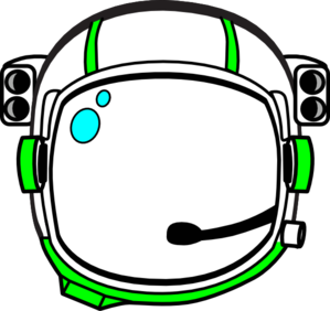 astronaut helmet clip art - photo #6