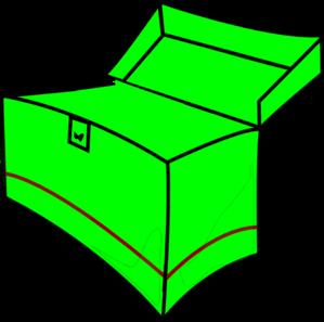 Green Toolbox Clip Art at Clker.com - vector clip art online ...