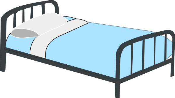 Hospital Bed Clip Art At Vector Clip Art