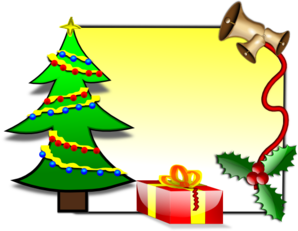 Christmas Card Template Clip Art At Clkercom Vector Clip Art - Christmas cards templates free downloads