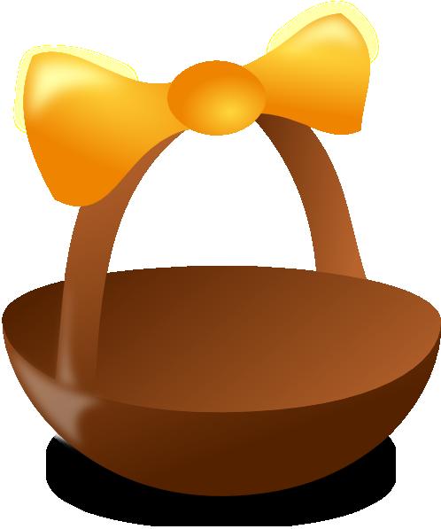 Empty Easter Basket clip artEmpty Easter Basket Clipart