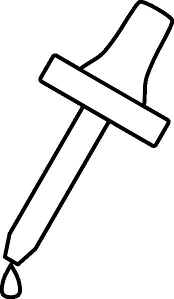 Eyedropper Clip Art At Clker Com Vector Clip Art Online