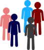 Sample Of People Clip Art