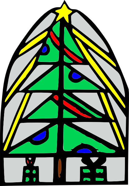 christmas tree clipart. Christmas Tree clip art