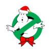 Christmas Ghost Busters Cut Image