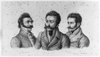 [portrait Of Three Men] Image