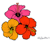 Drawing Clipart Of A Flower Image