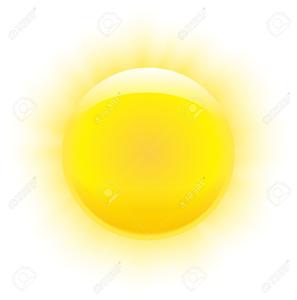 Sun Clipart Transparent Background Image