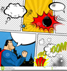 Clipart Comic Book Illustration Image