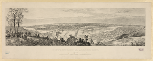 Pittsburgh & Allegheny, 1876 Image