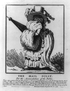 The Mail Dilly. For The Accomodation Of The Public Image