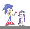 Sonic And Rarity Image