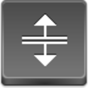 Free Grey Button Icons Cursor H Split Image