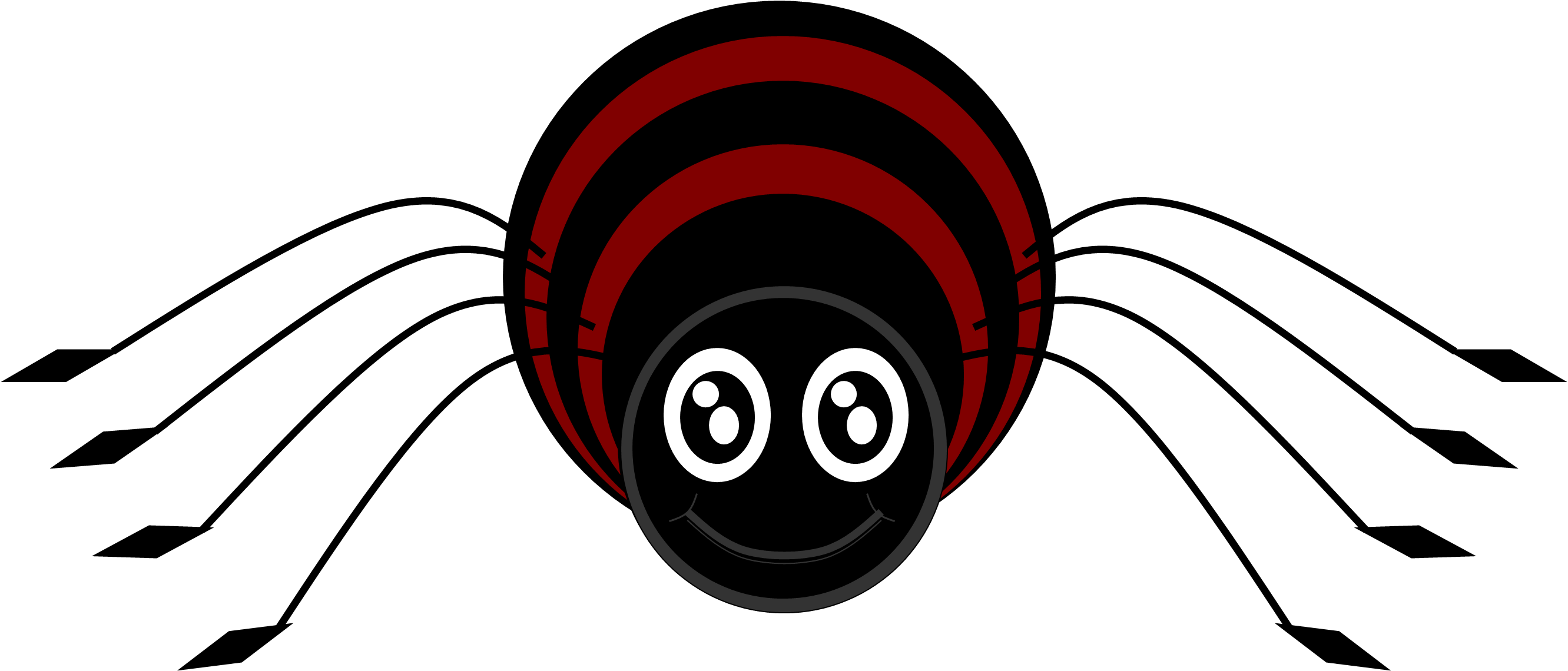 clipart spider - photo #41