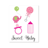 Clipart For Baby Boy Shower Invitations Image