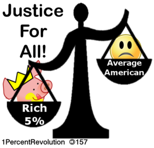 157 Justice For All  Image