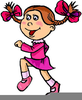 Skipping School Clipart Image