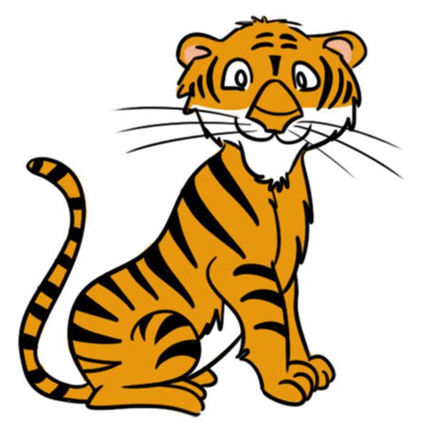 tiger cubs clipart free images at clker com vector clip art rh clker com tiger cub clip art scout tiger cub clipart png