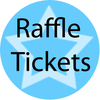 Raffle Tickets Cartoon Clipart Image