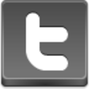 Free Grey Button Icons Twitter Image