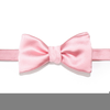 Pink Bow Tie Clipart Image