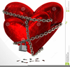 Clipart Of Two Hearts Image