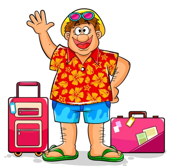 tacky tourist clipart free images at clker com vector clip art rh clker com tourist clipart black and white tourist clipart images