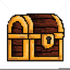 Clipart Treasure Chest Image