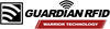Guardian Rfid Black With Warrior Technology Tagline Image