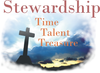 Time Talent Treasure Clipart Image