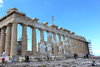 Greece Parthenon Restoration Image