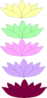 Lotus Mix Clip Art