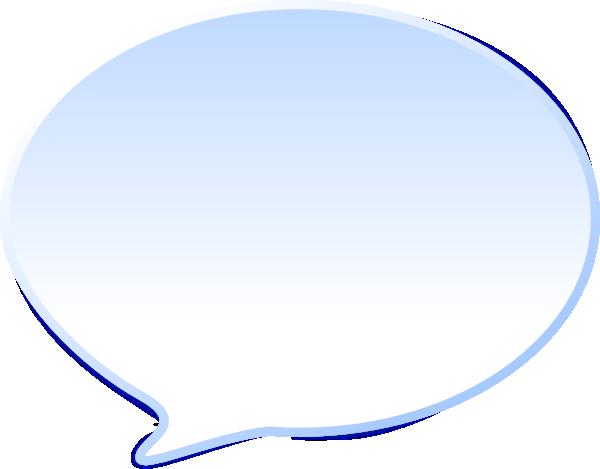 clip art speech balloon - photo #24