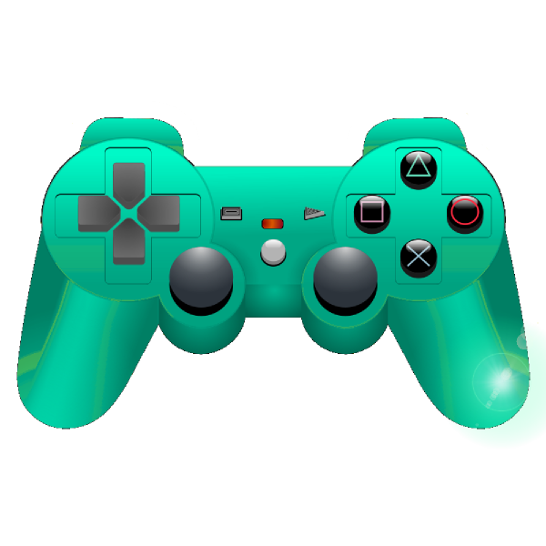 Game Controller Clip Art at Clker.com - vector clip art ...