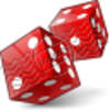 Dice Red Image