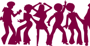 Dancing People By Markus Clip Art