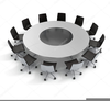 Conference Room Animated Clipart Image