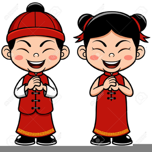 free lunar new year clipart image