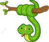 Animated Cobra Clipart Image