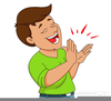 Clapping Audience Clipart Image