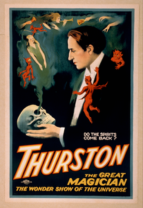 Thurston The Great Magician The Wonder Show Of The Universe. Image