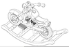 Motorcycle Cad Drawings Image