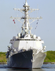 On April 12, 2003 The Navy Commissioned Its Newest Guided Missile Destroyer Uss Mason (ddg 87). The Third Ship To Carry The Name, Mason Comes To Life, Like Many U.s. Navy Ships Image