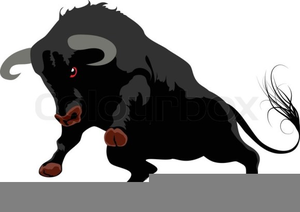 Black Angus Clipart Image