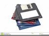 Computer Disk Clipart Image