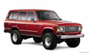 Clipart Toyota Land Cruiser Image
