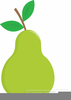 Free Clipart Pear Image