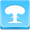 Free Blue Button Icons Nuclear Explosion Image